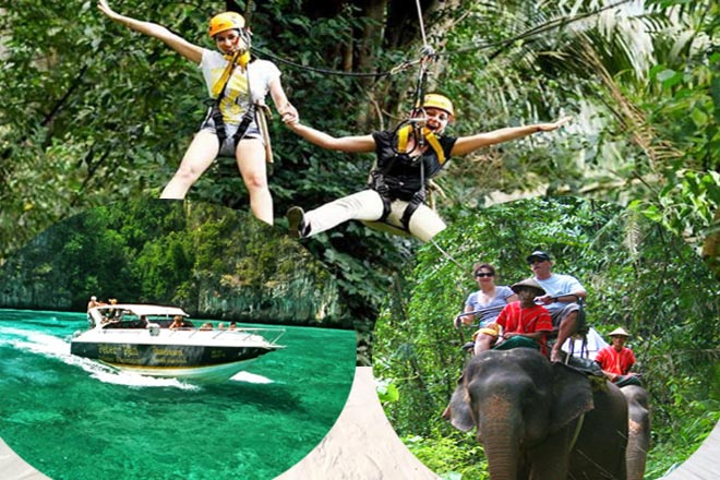 Phuket Adventure Tours - Package 4