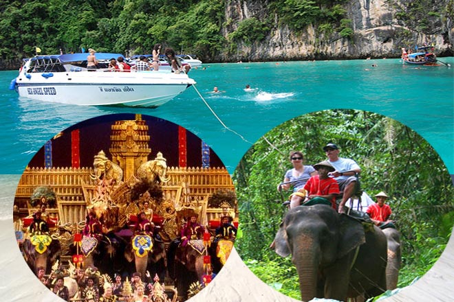 Phuket Packages Tour Only - Package 3