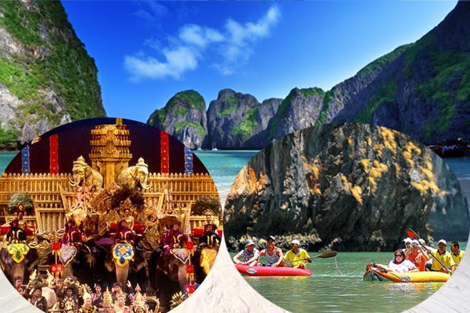 Phuket Packages Tour Only - Package 2