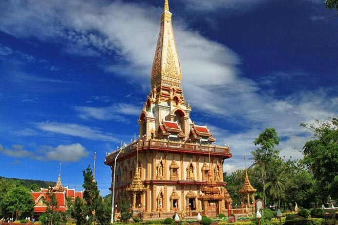 Phuket City and Sightseeing tours