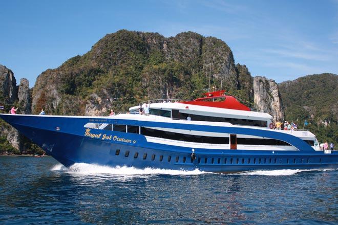 Phi Phi by Big Boat