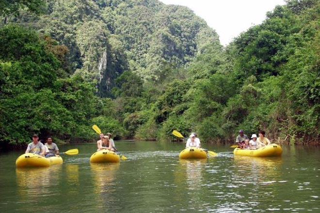 Private Khao Sok Tour