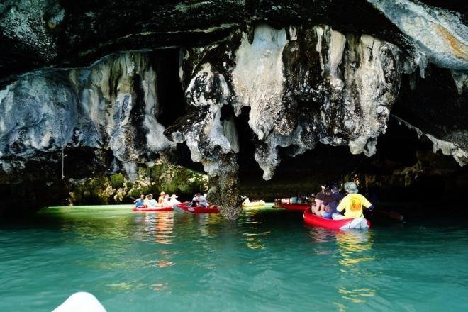 Phang Nga Bay Tour By Speed Boat Phuket Day Tour James